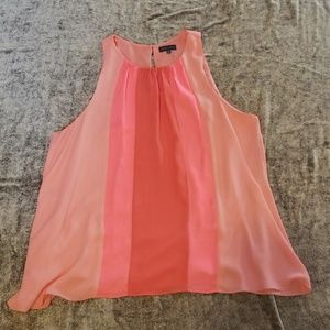 💖NEW {Vince Camuto} pink flowy tank